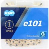 Łańcuch KMC X101 Złoty 112og.