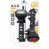 Zestaw lampek rowerowych Axa  Comet-X baterie