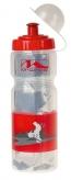 Bidon M-Wave 400ml termo czerwony