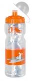 Bidon M-Wave 400ml termo pomarańczowy