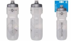 Bidon M-Wave 750ml plastikowy transparentny