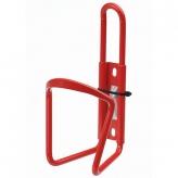 Koszyk na bidon Simpla Alu Star Ego czerwony