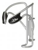 Koszyk na bidon M-Wave BC 54A aluminiowy srebrny