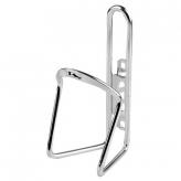 Koszyk na bidon M-Wave aluminiowy srebrny