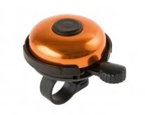Dzwonek rowerowy M-Wave pomarańczowy