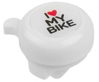 Dzwonek rowerowy M-Wave I love my bike