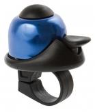 Dzwonek rowerowy M-Wave mini  niebieski