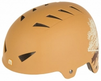 Kask mighty x-style m (54-58mm) bear piaskowy mat