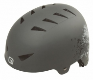 Kask mighty x-style m (54-58mm) raven antracyt mat