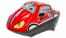 Kask ventura dziecięcy racing car