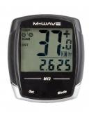 Licznik rowerowy przewodowy M-Wave M12