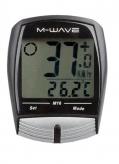 Licznik rowerowy przewodowy M-Wave M16