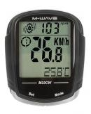 Licznik rowerowy M-Wave M23CW bezprzewodowy
