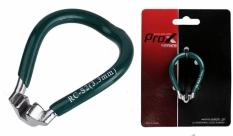 Klucz Prox do szprych 3.3 mm zielony
