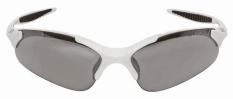 Okulary mighty bike / sports biało-czarne wymienne soczewki