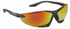 Okulary mighty bike / sports czarne wymienne soczewki