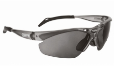 Okulary mighty bike / sports szare wymienne soczewki