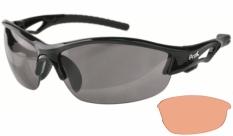 Okulary Prox Ray Bike 21 czarny połysk wymienne soczewki