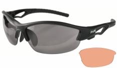 Okulary Prox Ray Bike 22 czarny mat wymienne soczewki
