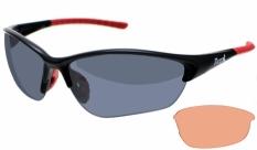 Okulary Prox Ray Bike 31 czarny mat wymienne soczewki