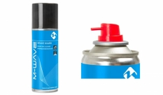 środek m-wave do czyszczenia tarcz w spraju 400 ml.