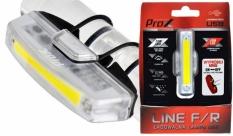 Lampka rowerowa przednia Prox Line F USB