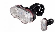 Lampka rowerowa przednia X-light 2 led 151w