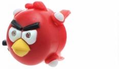 Lampka rowerowa przednia X-light Angry Bird czerwona jy-267-n
