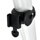 Uchwyt lampy Smart gumowy na sztycę 676r