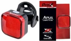 Lampa tył Prox Apus cob LED usb odblask