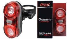 Lampka tylna Prox Gemma  led czerwona