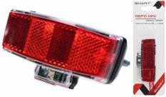Lampa tył Smart na bagażnik Refo mini bateryjna