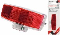 Lampa tył Smart na bagażnik Refo mini prądnica