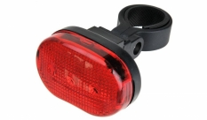 Lampa tył x-light 3 super led + 2xaaa baterie (nerka) (xc-305)