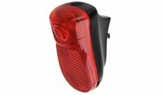 Lampa tył X-light na błotnik 1 super LED - 2xAAA