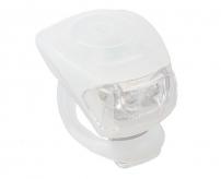 Zestaw lamp m-wave  cobra iv przód+tył biały ( produkt na zamówienie )