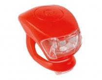 Zestaw lamp m-wave  cobra iv przód+tył czerwony ( produkt na zamówienie )