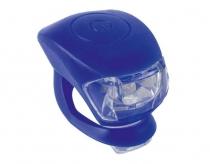 Zestaw lamp m-wave  cobra iv przód+tył niebieski ( produkt na zamówienie )