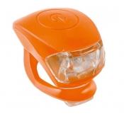 Zestaw lamp m-wave  cobra iv przód+tył pomarańczowy ( produkt na zamówienie )