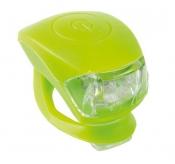 Zestaw lamp m-wave  cobra iv przód+tył zielony ( produkt na zamówienie )