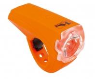 Zestaw lamp M-wave atlas k10 USB przód tył pomarańczowe