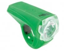 Zestaw lamp M-wave Atlas k10 USB przód + tył zielone