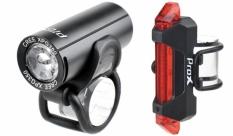 Zestaw lamp Prox Pictor set czarny cree USB