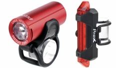 Zestaw lamp Prox Pictor set czerwony cree