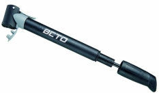 Pompka rowerowa Beto cld-029 teleskopowa podwójna głowica
