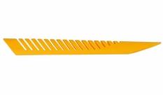 Płetwa rekina - plastik żółta
