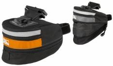 Torba rowerowa podsiodłowa M-Wave  pomarańczowa