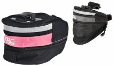 Torba rowerowa podsiodłowa M-Wave  różowa