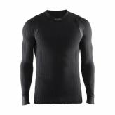 Koszulka craft dł. rękaw active extreme 2.0 cn ls r.s czarna męska 1904495 9999-s black