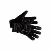 Rękawice craft ocieplane siberian 2.0 r.l/10 unisex czarne 1906572 999000-l czarne
